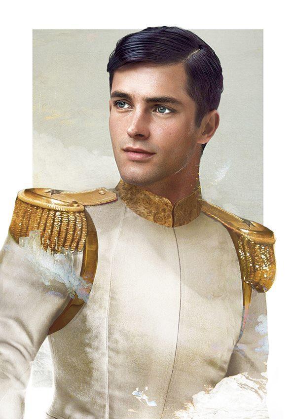 Príncipe Encantado (Cinderella)
